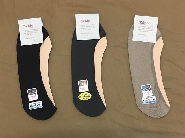 靴下屋的隱形襪,一口氣失心瘋買了三雙XD