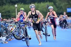 Olympijská vítězka, mistryně Evropy i české triatlonové hvězdy míří do Karlových Varů