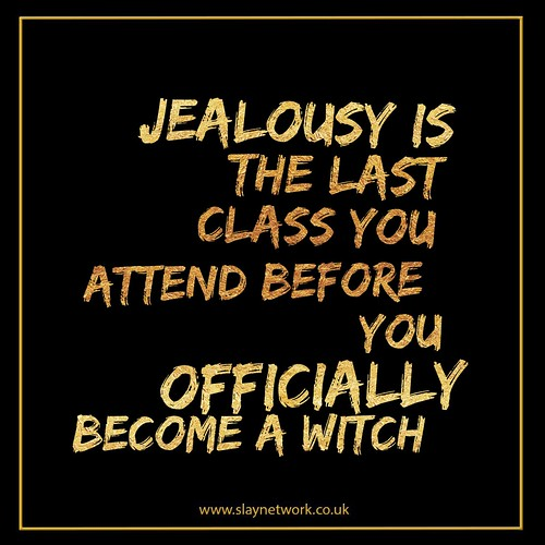 Picture about jealousy