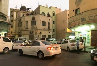 Summer evening in Manama