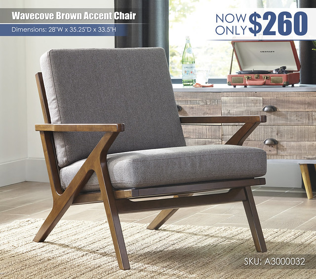 Wavecove Accent Chair_A3000032
