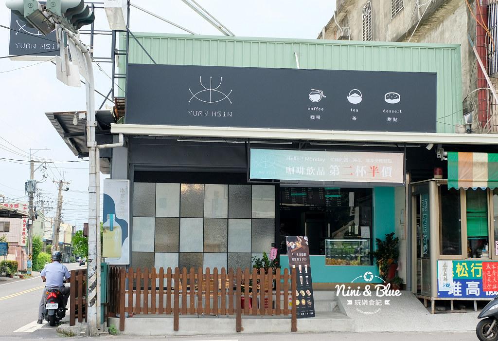 烏日Yuan Hsin Cafe16