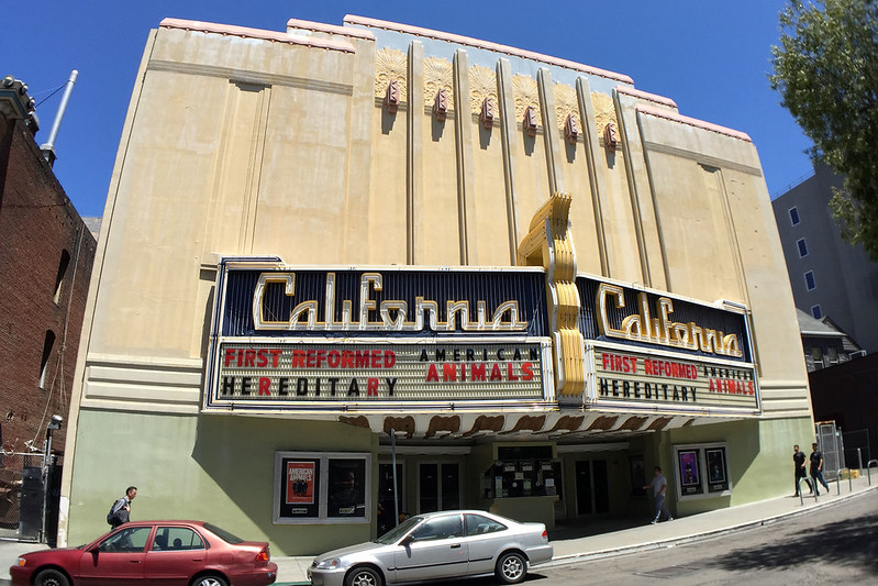 Landmark California Theatre