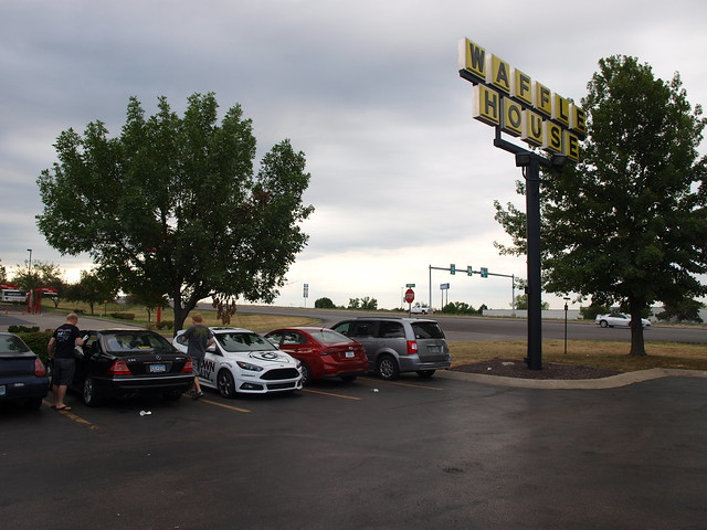 Waffle House Run to Kansas City