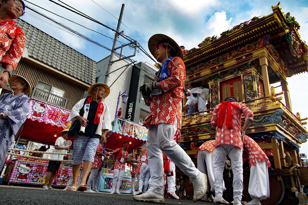 Chichibu Festival, Japan 17