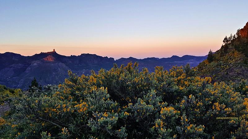 10a Roque Nublo al amanecer