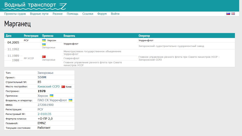 Screenshot_2018-07-21 Марганец – Тип Запорожье, проект 559М — Водный транспорт