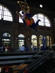 Gare de Zurich