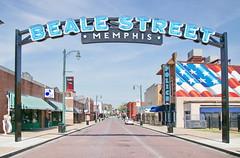 Memphis TN Beale Street 8.6.2018 1030