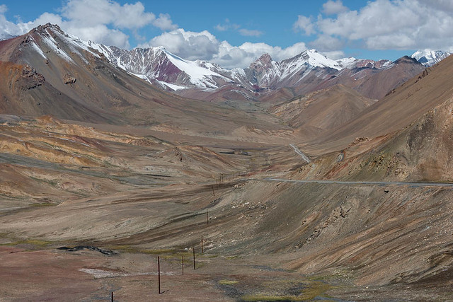Entre Karakul et Murgab, Pamirs, Tadjikistan