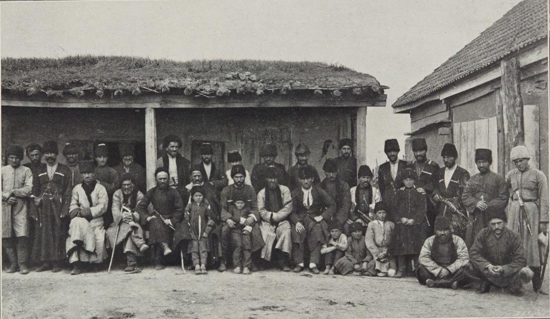 05. Терекская область. Чеченцы