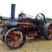 Steam Engine Locomotive