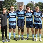 Glasgow and West District U16 v Caledonia, July 2018