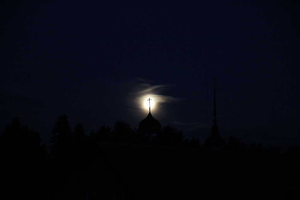 фотографии ночью