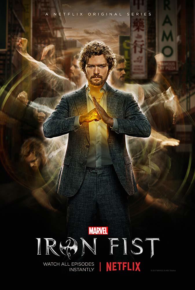 5 iron fist