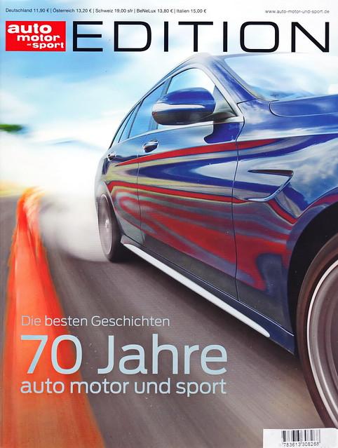 auto motor und sport Edition 4/2016