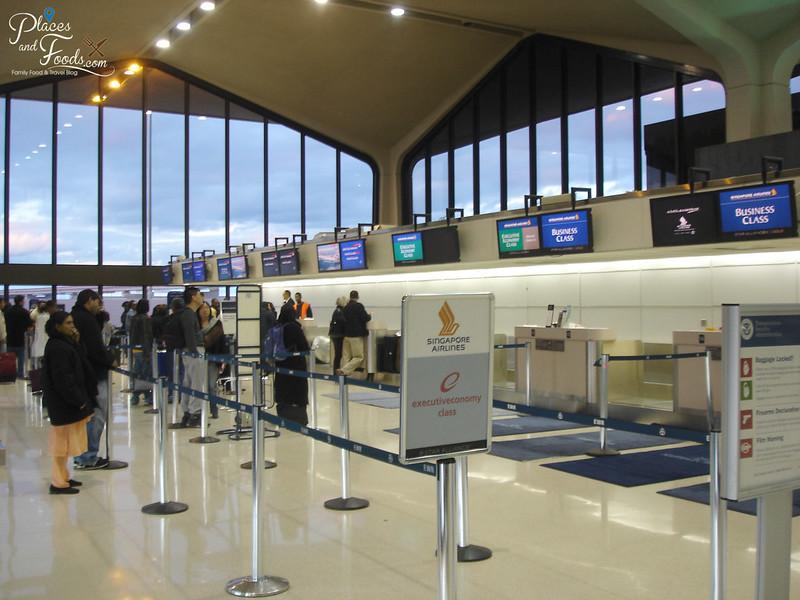 singapore airlines newark