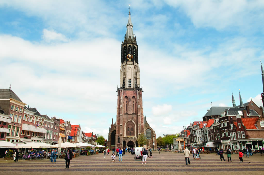 Top 10 things to do in Delft, The Netherlands: Nieuwe Kerk and Market Square | Your Dutch Guide