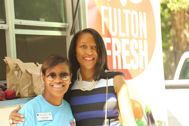 CH TBT TEST Atlanta Fulton Fresh Truck 2018