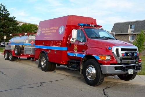 MABAS/ITTF U1 Fuel Truck