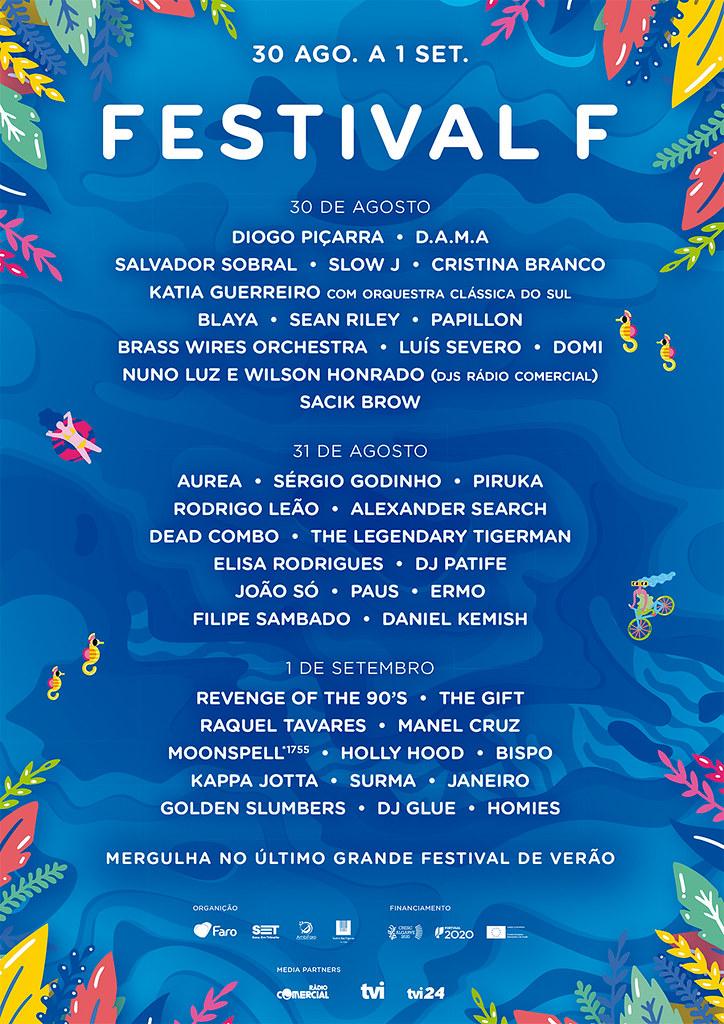 Festival F 2018 - Programação