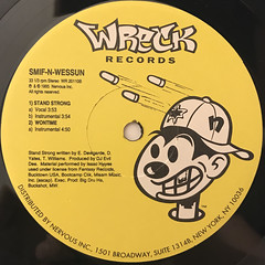 SMIF-N-WESSUN:WONTIME(LABEL SIDE-B)