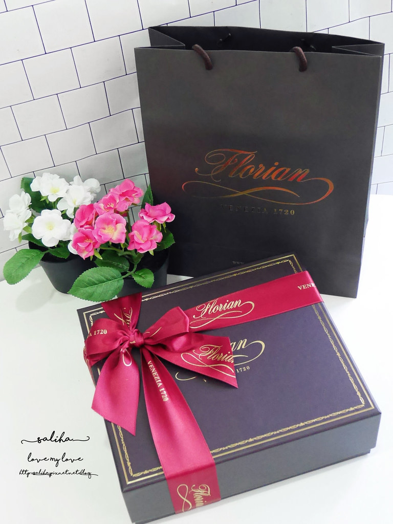 2018Caffé Florian 福里安花神咖啡館中秋月餅禮盒推薦 (2)