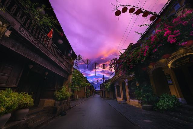 Dawn in Hoi An #1