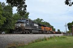 NS 9554 at Marion, AR