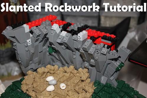 Slanted Rockwork Tutorial