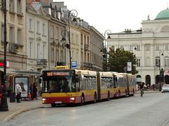 MAN NG313, #3364, MZA Warszawa