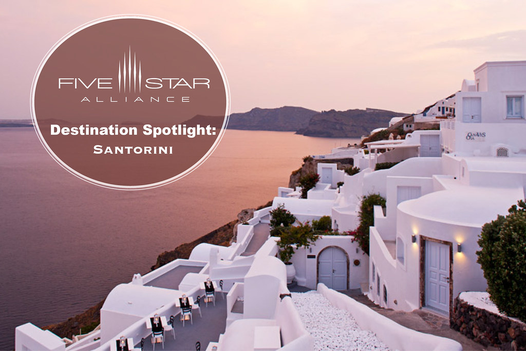 Destination Spotlight: Santorini