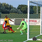 Barking FC v Harlow Town FC - Tuesday July 24th 2018