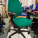 Swivel chair E100 reduced