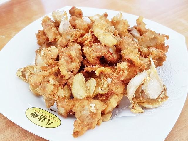 Deep-Fried Pork With Garlic