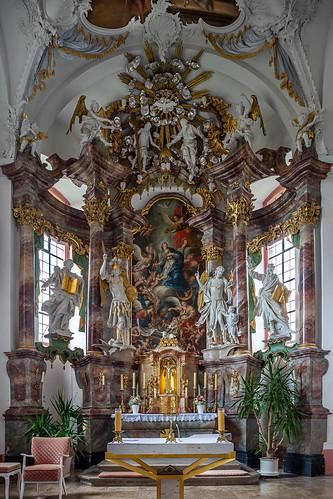 St. Wendelin Eyershausen (Unterfranken)