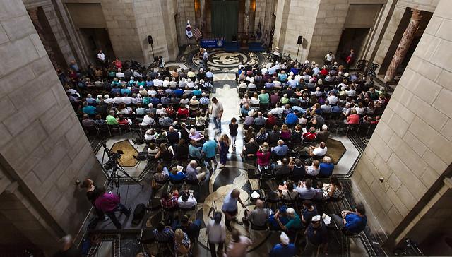Gov. Ricketts Honors Veterans on National Korean War Veterans Armistice Day