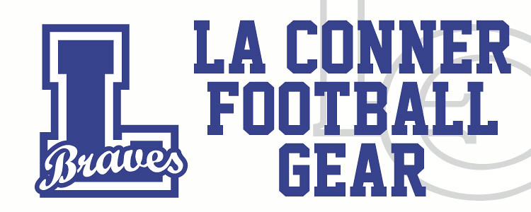 La Conner Football Gear