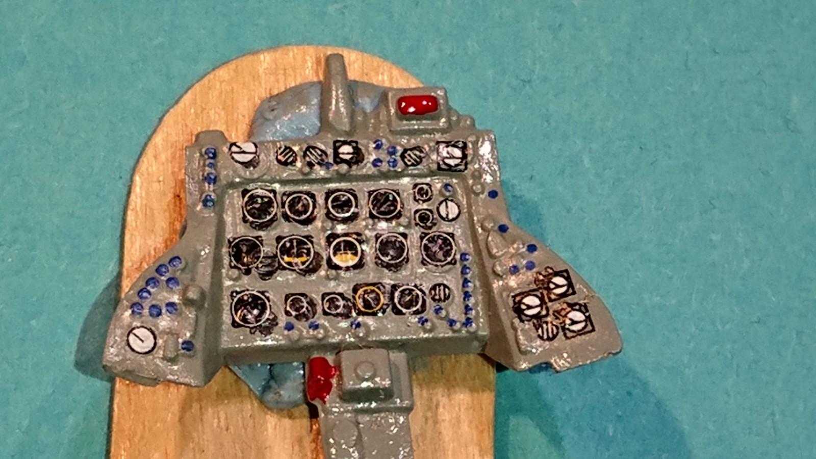 Bundesluftwaffe F-84F JaboG 33 - Revell 1/48 - Sida 2 43842376802_61bbb02159_h