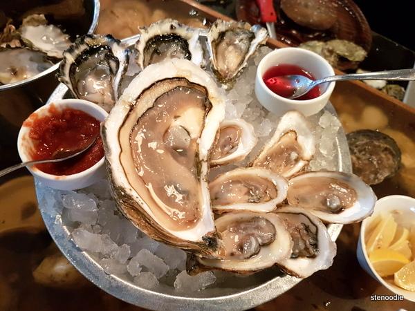 Malpec, Fanny Bay, Dam Big oysters