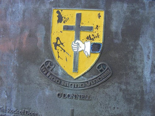 The O'Donnell crest
