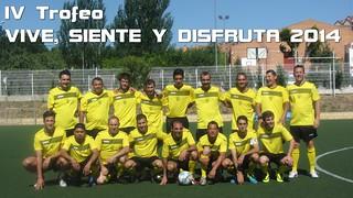 IV Trofeo VIVE, SIENTE Y DISFRUTA 2014