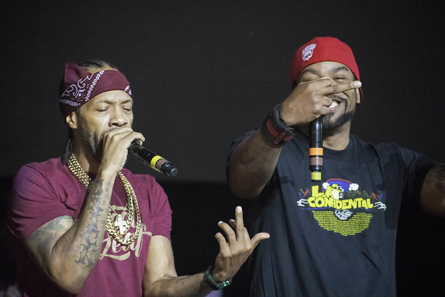 Redman and Method Man - Summer Spirit Festival