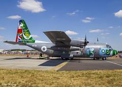 Pakistan Air Force C-130E 4178