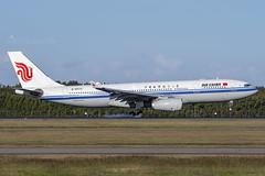 B-6073 A332 AIR CHINA YBBN