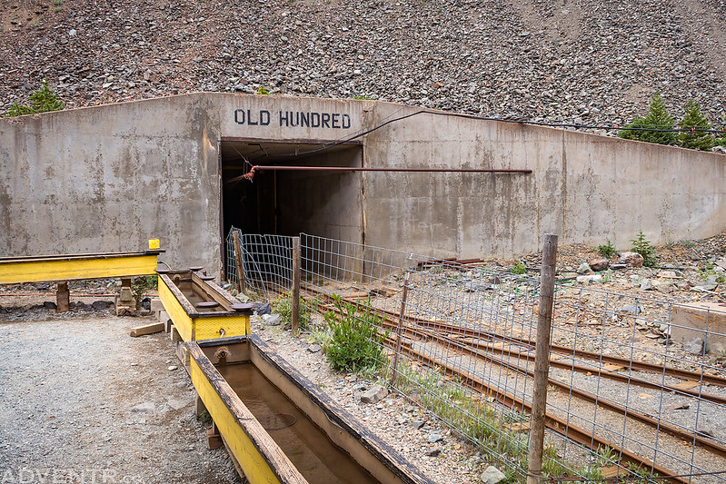 Old Hundred Tunnel