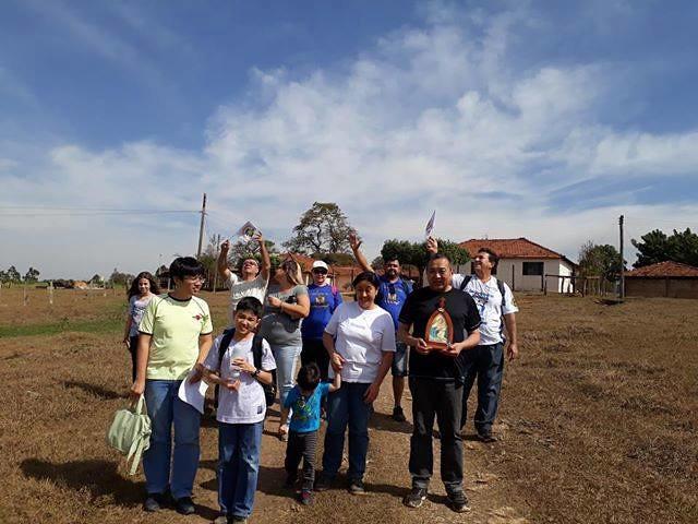Missão da Diocese de Jaboticabal/SP - 22/07/2018