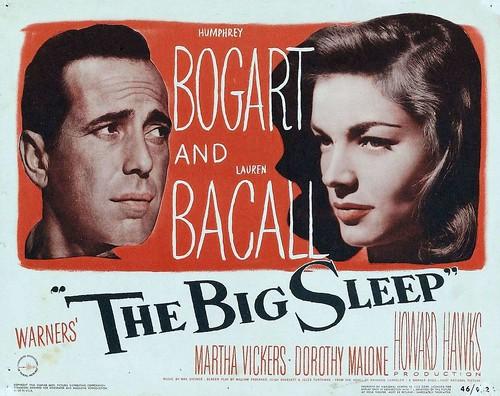The Big Sleep - 1946 - Poster 4