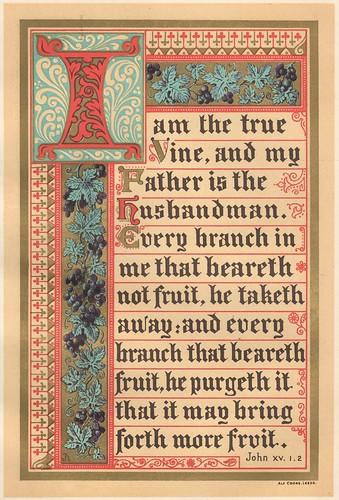 1891 John 15:1-12