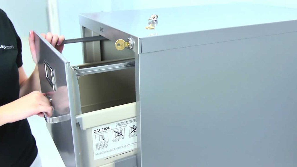 How to Remove Drawers from Filing Cabinet